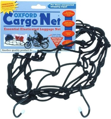 Oxford Cargo Net - Blue