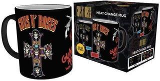 Guns N' Roses Crosses Heat Change Mug