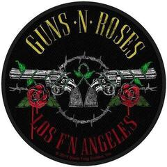 Guns N' Roses Los F'n Angeles (Packaged) Sew-On Patch