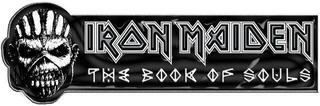 Iron Maiden Book Of Souls Metal Pin Badge