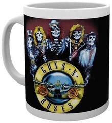 Guns N' Roses Skeleton Mug