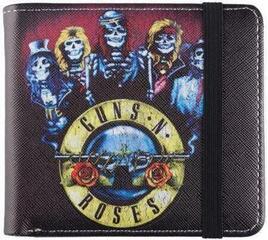 Guns N' Roses Skeleton Wallet