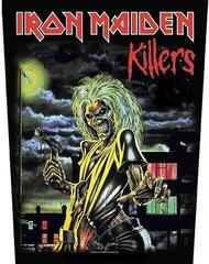 Iron Maiden Killers Backpatch