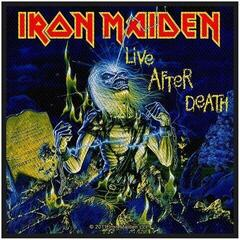 Iron Maiden Live After Death (Packaged) Sew-On Patch