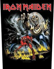 Iron Maiden Number Of The Beast Backpatch