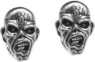 Iron Maiden Piece Of Mind Stud Náušnice