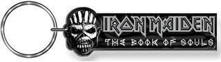 Iron Maiden The Book Of Souls Keyring