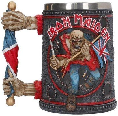 Iron Maiden Trooper Tankard