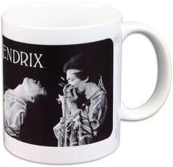 Jimi Hendrix Triptych Mug
