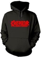 Kreator Logo Hooded Sweatshirt L