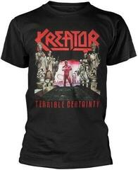 Kreator Terrible Certainty T-Shirt Black
