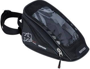 Oxford M1R Micro Tank Bag - Black