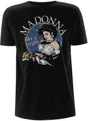 Madonna Like A Virgin T-Shirt Black