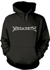 Megadeth Countdown To Extinction Hooded Sweatshirt Black
