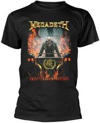 Megadeth New World Order T-Shirt Black