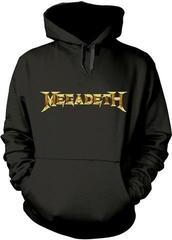 Megadeth Peace Sells Hooded Sweatshirt M