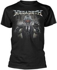 Megadeth Rust In Peace (Sword) T-Shirt Black