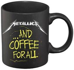 Metallica And Coffee For All Mug
