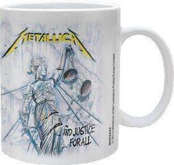 Metallica And Justice For All Mug