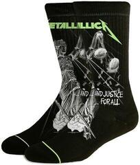 Metallica And Justice For All Socks 43-46