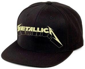 Metallica And Justice For All Glow Snapback