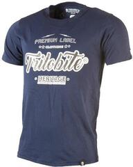 Trilobite 1831 Heritage T-Shirt Mens Blue