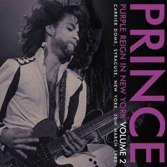 Prince Purple Reign In NYC - Vol. 2 (Vinyl LP)