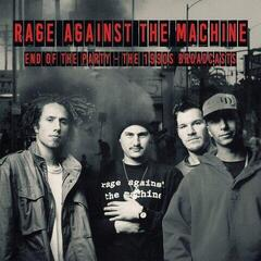 Rage Against The Machine End Of The Party (Clear Vinyl) (2 LP)
