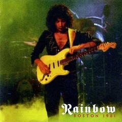 Rainbow Boston 1981 (2 LP)