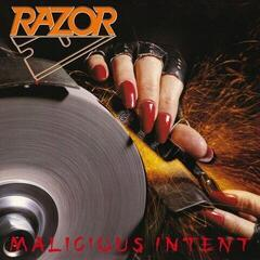 Razor (Band) Malicious Intent - Reissue (Vinyl LP)