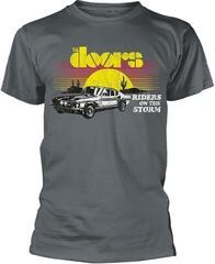 The Doors Riders On The Storm T-Shirt Grey