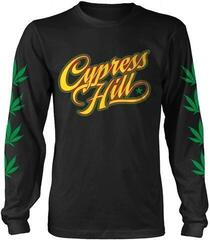 Cypress Hill Rasta Long Sleeve Shirt Black