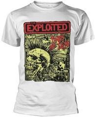 The Exploited Punks Not Dead White M