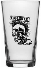 The Exploited Skull Beer Pohár na pivo