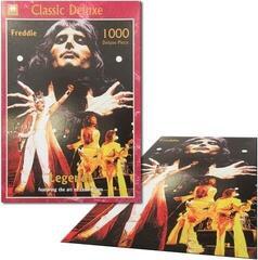 Freddie Mercury 1000 Piece Deluxe Jigsaw Puzzle
