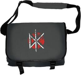 Dead Kennedys Distressed Logo Messenger Bag