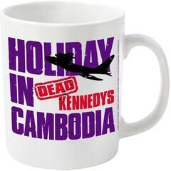 Dead Kennedys Holiday In Cambodia Mug