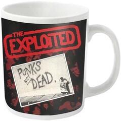 The Exploited Punks Not Dead Mug