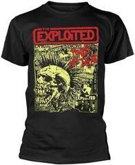 The Exploited Punks Not Dead T-Shirt Black