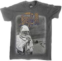 Death Leprosy - Vintage Wash T-Shirt Grey