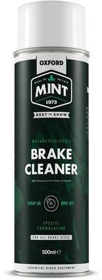 Oxford Mint Brake Cleaner 500ml