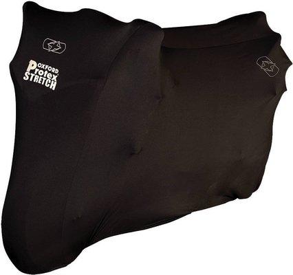 Oxford Protex Stretch Indoor Premium Stretch-Fit Cover Black M