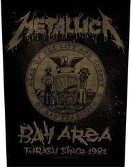Metallica Bay Area Thrash Backpatch