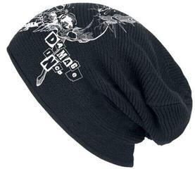 Metallica Damage Inc Knitted Ski Hat
