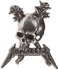 Metallica Damage Inc Pin Badge
