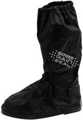 Oxford Rainseal Waterproof Overboots Black