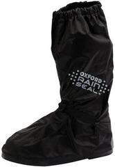 Oxford Rainseal Waterproof Overboots Black