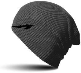 Metallica Glitch M Circle Charcoal Knitted Ski Hat