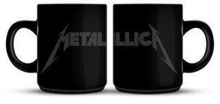 Metallica Grey Logo Mug