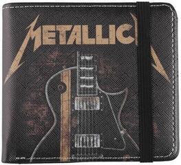 Metallica Guitar Wallet